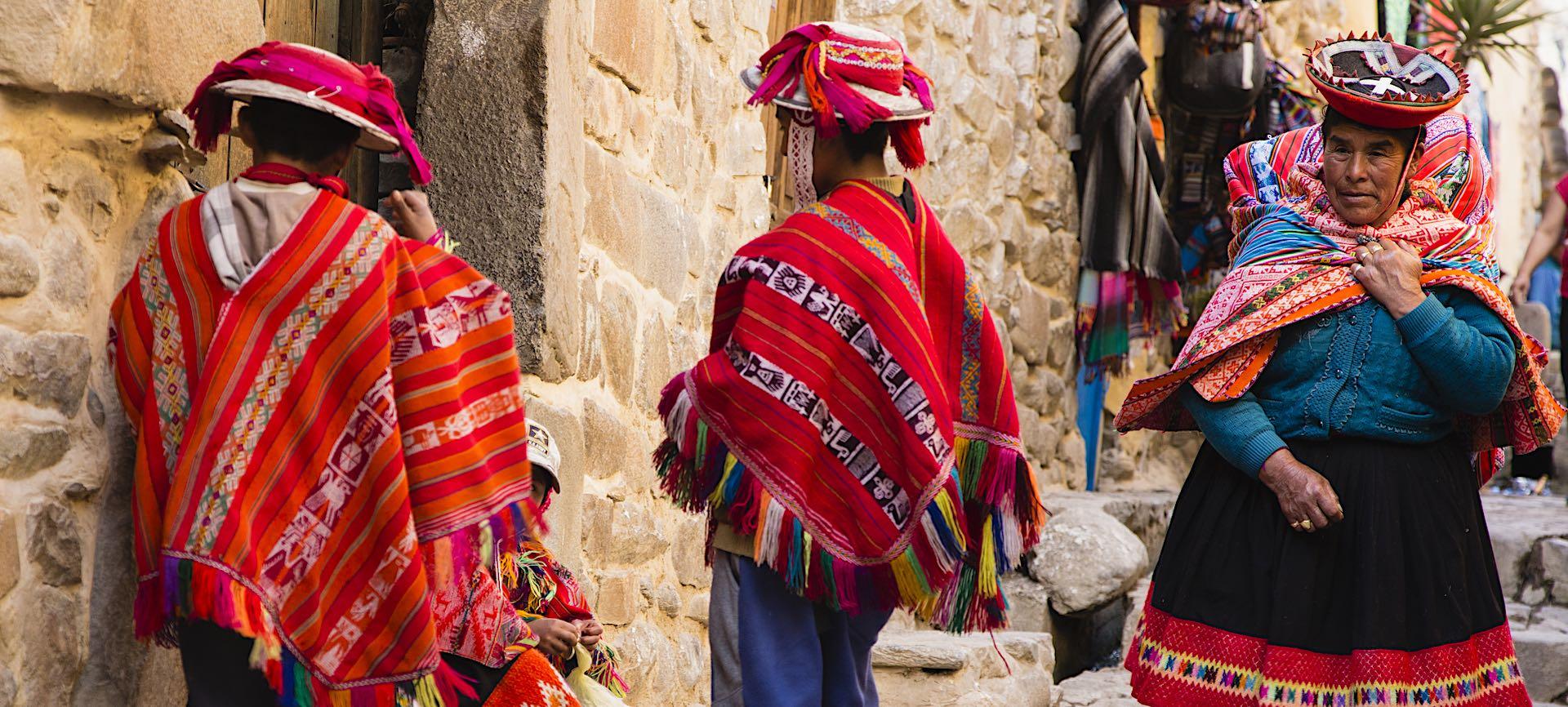 Cusco_people